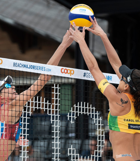 Olympisch kwalificatietoernooi beachvolleybal volgend jaar in Eindhoven