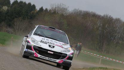 Cédric De Cecco rijdt beperkt programma voor BK rally - Sébastien Bedoret rijdt BK met een Peugeot 208