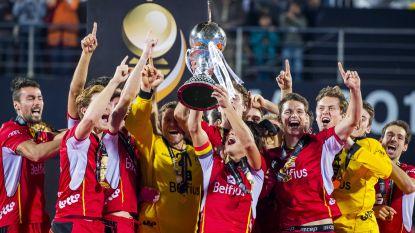 WK-goud! Red Lions voor het eerst wereldkampioen na thriller van formaat: België klopt Nederland in onwaarschijnlijke shoot-outs met 3-2
