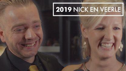 """De goede voornemens van Nick en Veerle: """"Ons kindje gezond op de wereld zetten"""""""