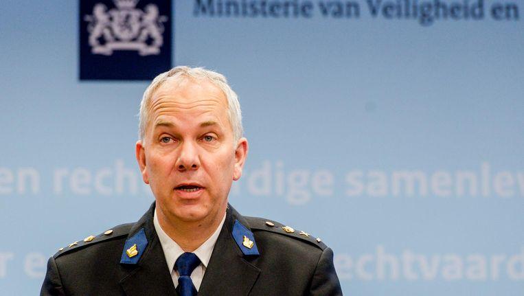 Pieter-Jaap Aalbersberg Beeld anp