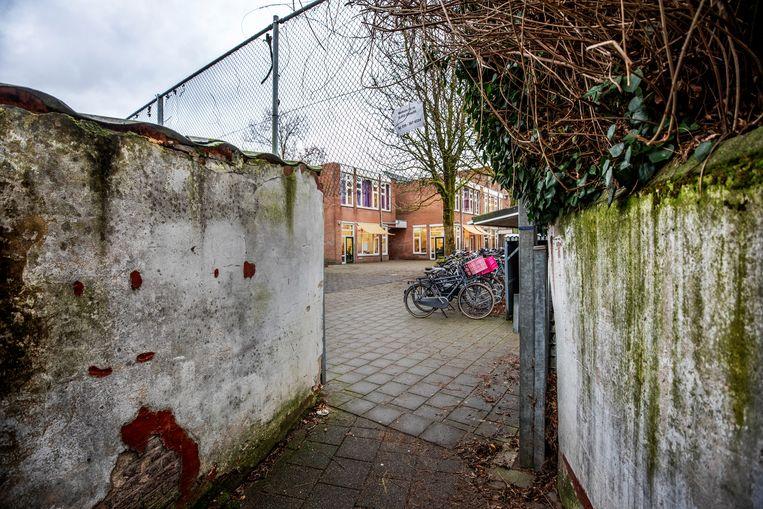 Utrecht De School voor Persoonlijk Onderwijs. Volgens het schoolbestuur heeft de inspectie alleen naar klagende ouders geluisterd. Beeld null
