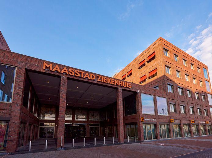 Het Maasstad Ziekenhuis in Rotterdam-Zuid.