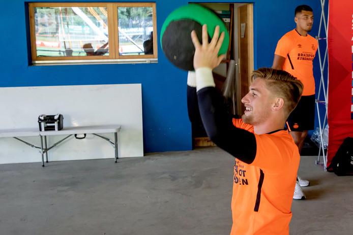 PSV-doelman Lars Unnerstall.