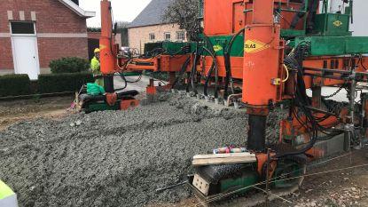 Fase 2 van de rioleringswerken start in juni: dorpskern niet toegankelijk voor verkeer