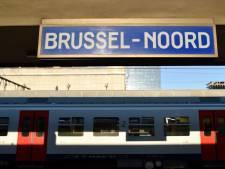 Le trafic ferroviaire perturbé à Bruxelles-Nord