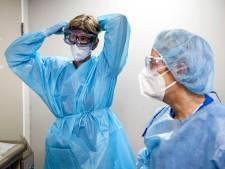 LIVE | 80.000 nieuwe besmettingen VS, ziekenhuispersoneel wil duidelijkheid over mondkapjes