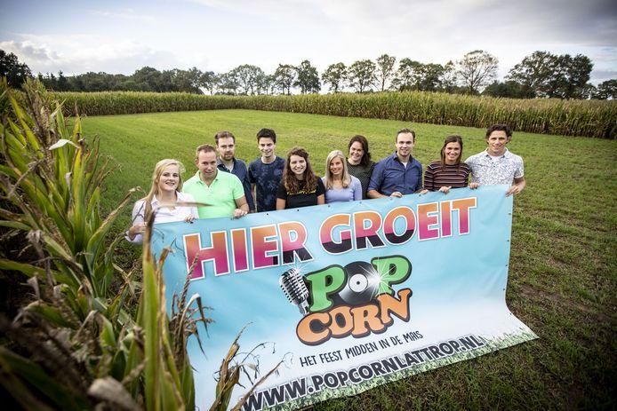 Festival Popcornin Lattrop beleeft zaterdag 14 september de jubileumeditie.
