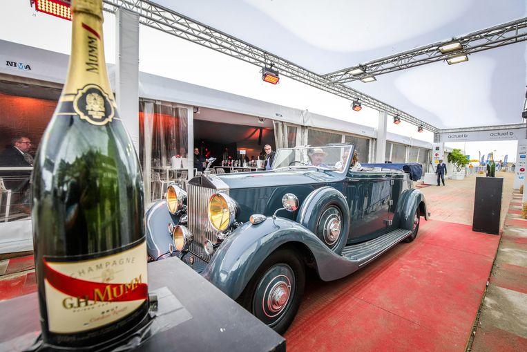 Nieuwpoort drivers days: Rolls Royce 1939