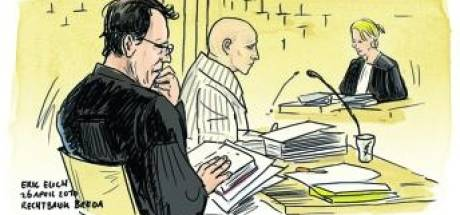 Roosendaalse serieverkrachter wil geen behandeling: risico op nóg vier jaar cel