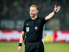 Blom leidt halve finale van Willem II in de Kuip