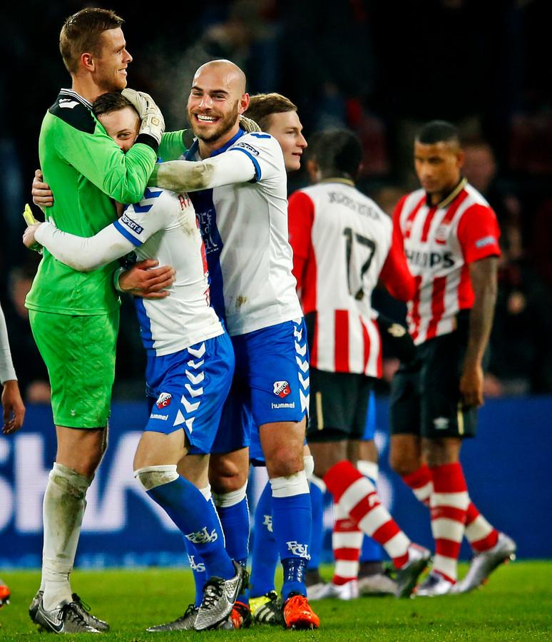 Robbin Ruiter tekent woensdag bij PSV.