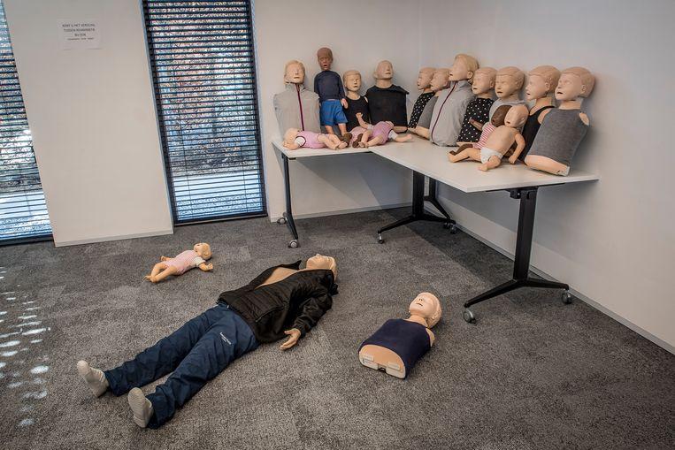 EHBO-opleidingen blijven een belangrijke pijler van opleidingscentrum Alert!