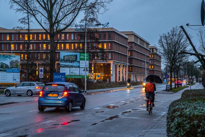 Verkeer in Delft. Foto ter illustratie.