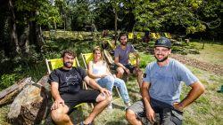 """Geen Bomboclat-festival, dus start vzw met evenementen in vroegere binnentuin van turnclub: """"We willen Bruggelingen wat vertier bezorgen"""""""