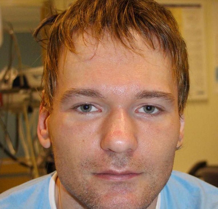 'John Smith' dook half december op in een sneeuwstorm in Oslo. Beeld Noorse politie