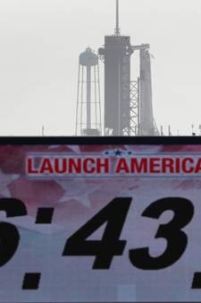 LIVE | Astronauten zitten klaar in Crew Dragon, lancering nog altijd onzeker