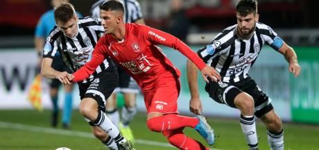 FC Twente domineert, maar zet het balbezit niet om in kansen