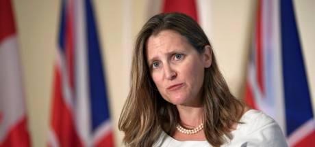 Canada schort tijdelijk wapenverkoop aan Turkije op