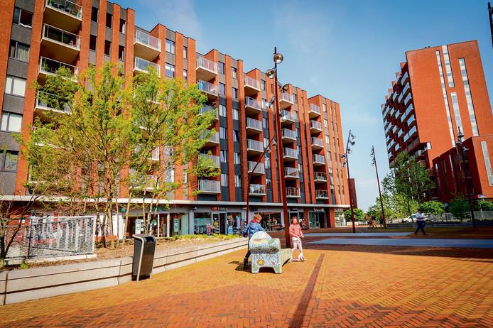 Winkelcentrum Meerhoven in Eindhoven krijgt een transformatie en een andere naam: Terminal M.