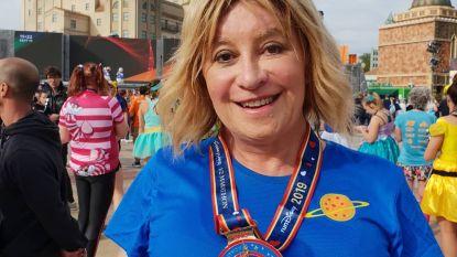 Bo Van Spilbeeck loopt haar eerste halve marathon als vrouw