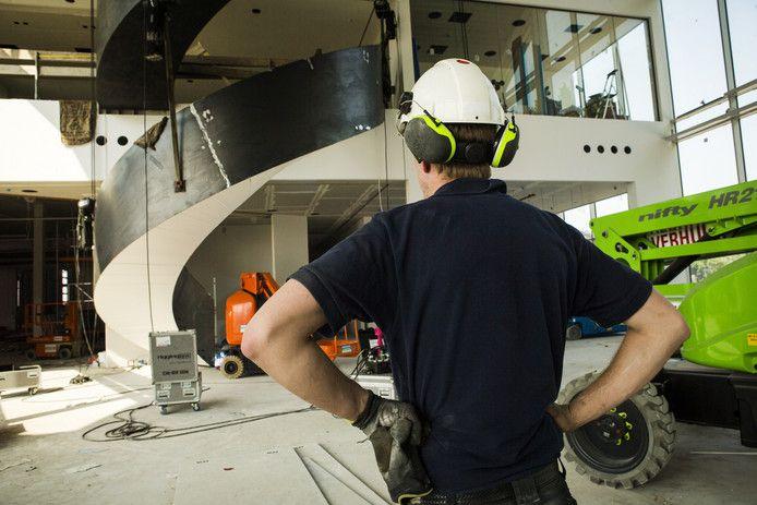 Zoveel mogelijk mensen met een uitkering weer aan het werk krijgen, dat is de opdracht van Laborijn in Doetinchem.