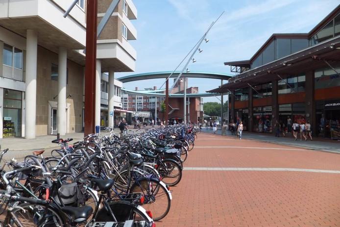 Het Burgemeester Loeffplein in Den Bosch.