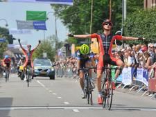 Thijs de Lange sprint naar tweede plek in Acht van Chaam