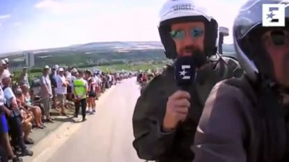 """Het beste van Wiggins op de moto: """"Die ploegleider lijkt op Jabba the Hutt"""" en """"Hey man, I love you"""""""