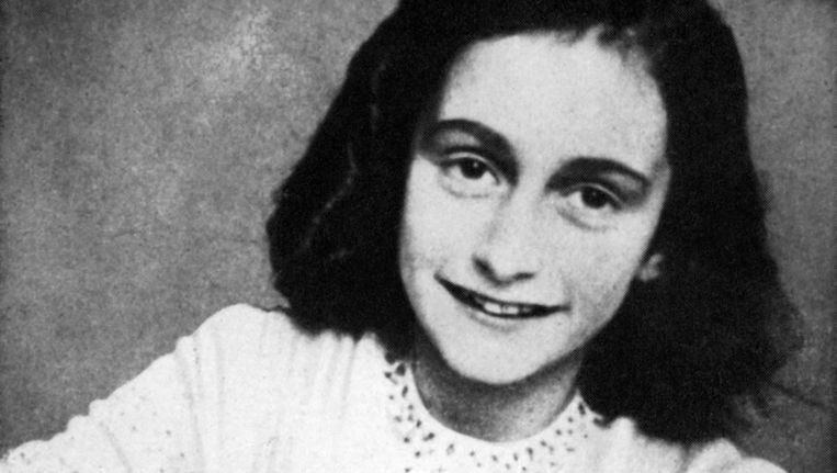 null Beeld AFP/Anne Frank Fonds