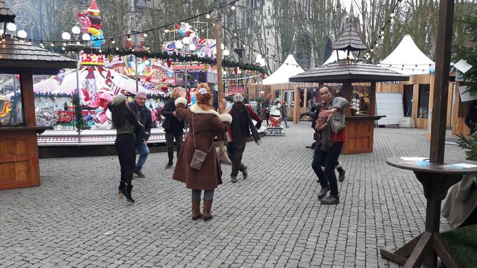 Dansen op de klanken van de Sint-Jan