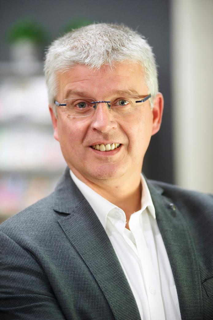 Fractievoorzitter Walter Manders van VVD Boekel.