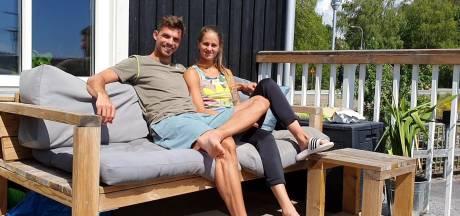 Tienkamper Eelco Sintnicolaas uit Apeldoorn in quarantaine in Zweden bij met corona besmette vriendin