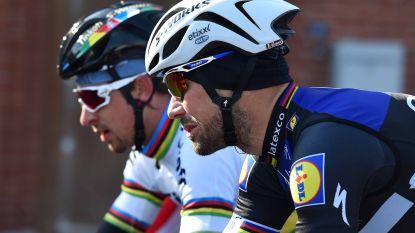 """Tom Boonen: """"Sagan moet zijn mond houden, hij is zelf een sleper"""""""