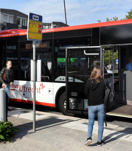 Syntus schrapt aantal haltes tussen Gouda en Woerden