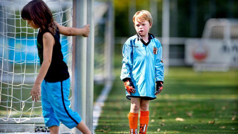 Foto uit de serie 'Rookie' van Klaas Jan van der Weij over beginners in de sport. Beeld Klaas Jan van der Weij