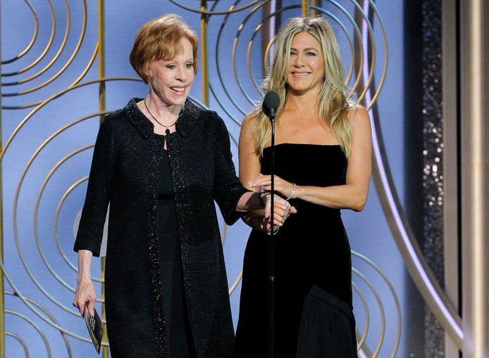 Jennifer Aniston, 75th Annual Golden Globe Awards