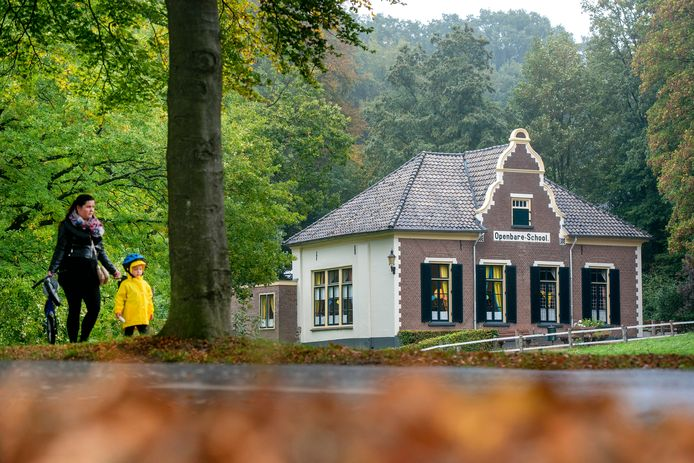 De Torckschool in Rozendaal.