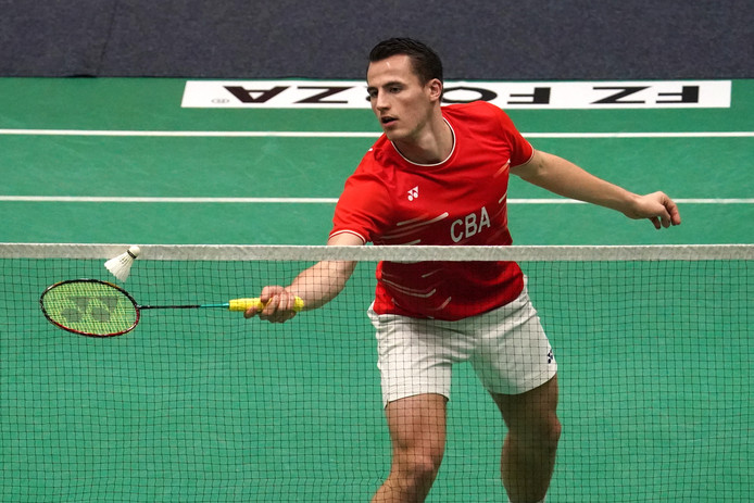 Nederlands kampioen Mark Caljouw