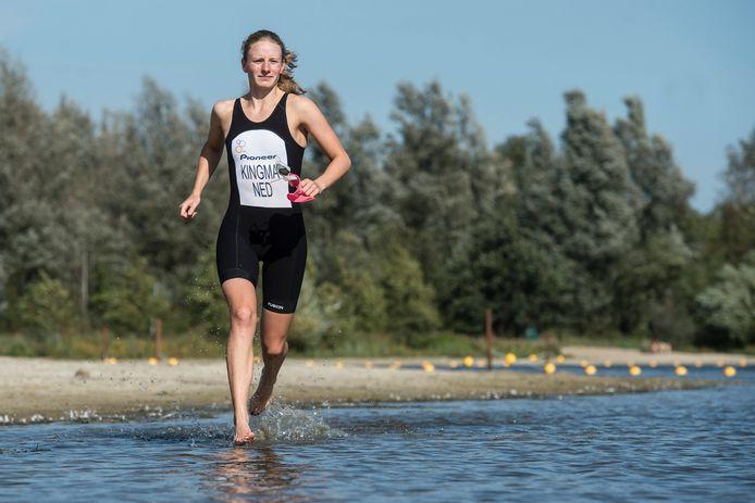 Maya Kingma kon geen vervolg geven aan de sterke resultaten in Yokohama (7de) en Weert (3de, team relay). Volgend weekend wacht de team relay in Nottingham.