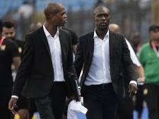 Seedorf en Kluivert na zwakke Afrika Cup ontslagen bij Kameroen