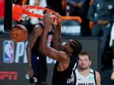 Les Clippers en demi-finales, septième manche décisive entre Utah et Denver