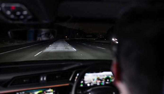 Audi e-tron lichttechnologie