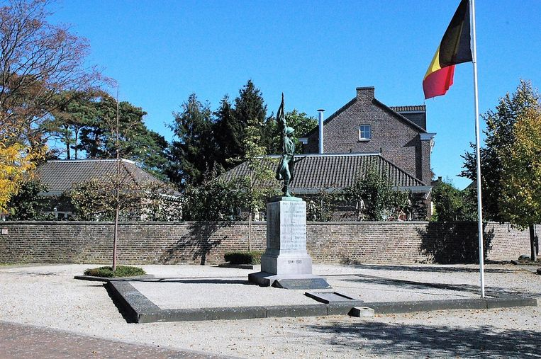 De vredesboom St.Pieter Oud-Rekem