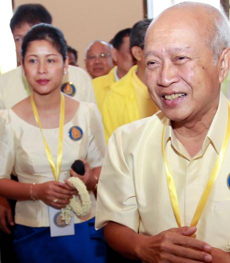 Cambodja in rouw om plots overlijden 39-jarige vrouw prins Norodom (74)