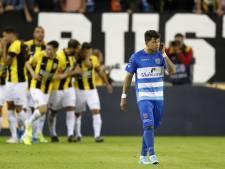 Geen uitstraling, geen stootkracht en geen punten voor PEC Zwolle