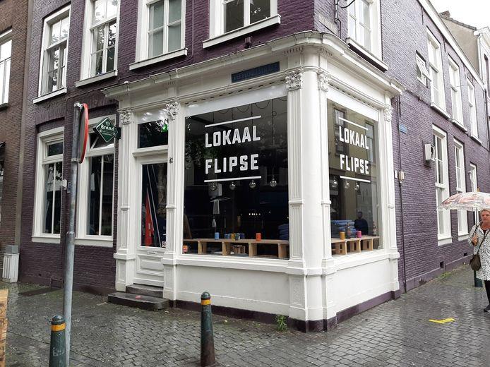 Lokaal Flipse in Breda