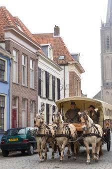 Doesburg trekt in tien maanden al bijna een miljoen bezoekers