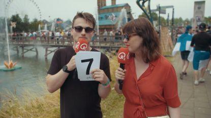 Q-gezichten Maarten & Dorothee spelen podiumjury