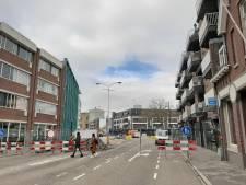 Kruising Vestdijk-Geldropseweg in Eindhoven nu ook dicht